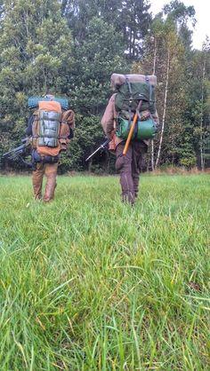 On hunting/bushcraft trip