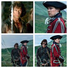 This time Jamie is held captive by Lord John Outlander Season 3, Outlander Book Series, Outlander 3, Outlander Casting, Diana Gabaldon, Gabaldon Outlander, Claire Fraser, Jamie Fraser, Scottish Warrior