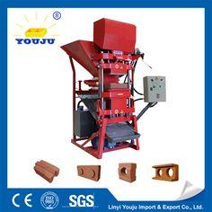 automatic clay block machine