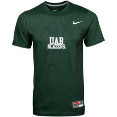 Men's Nike UAB Football shirt $21.95
