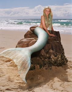 pretty sure mermaids are real...