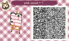 Animal Crossing: New Leaf & HHD QR Code Paths , junetown: kind of an odd pattern for a path
