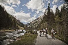 #lungau #mountainbike #biosphaerenpark Austria, Explore, Mountains, Nature, Travel, Krakow, Alps, Sustainability, Vacation