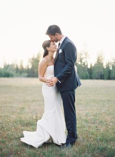 Keri and George Lake Tahoe Wedding