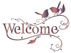 Litoarte Welcome Stencil, Soda Can Crafts, Hand Lettering Art, Wood Burning Art, Stencil Templates, Cricut Tutorials, Silhouette Cameo Projects, Chalkboard Art, Graphic Design Typography