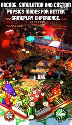 pinball machine unblocked