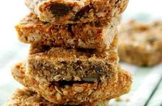 Cheese and oat slices These delicious savoury flapjacks couldn't be easier to make, and are perfect for packed lunches.
