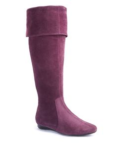 """""""Viva La Diva"""" Viva La Diva Knee Boots EEE Fit at Simply Be"""