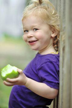 Tips on taking children's photographs
