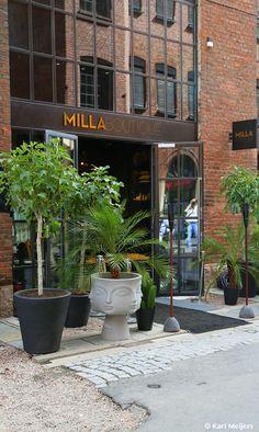 Boutique MILLA - Tjuvholmen, Oslo