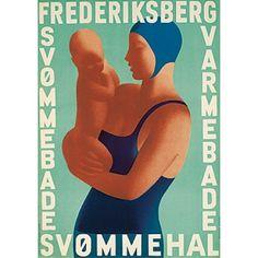 Hansen, Aage, AU - Frederiksberg Svømmehal