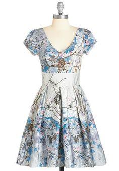 $89.99 ~ Marvelous Moonglow Dress. #multi #modcloth