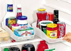 The challenge this week is organizing refrigerator and freezer food areas in your home. Here are step by step instructions for how to do it.