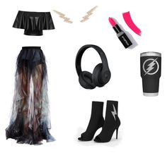 """""""Flash"""" by elenaanais on Polyvore featuring Elie Saab and WearAll"""