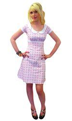 HEARTBREAKER RETRO MOD SIXTIES DRESS DOLLY DRESS