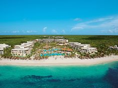 Secrets Resort Akumal Mexico - You can't go wrong with staying at ANY Secrets property! This one just opened Nov 2015. Excellent food, top shelf drinks, beautiful rooms, best swimming beach with turtles and a fabulous spa. Adults only property to boot.