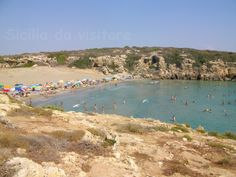 Spiaggia Calamosche - Noto
