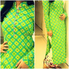 Green Salwar Pattern, Kurta Patterns, Dress Patterns, Sewing Patterns, Pakistani Dresses, Indian Dresses, Indian Outfits, Indian Sarees, Salwar Designs