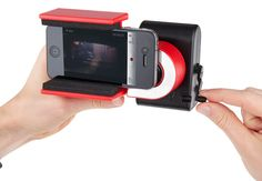 Any digital to film - film to digital toy is a want for me
