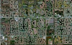 Residential development - Boynton Beach, Florida, USA. Image Courtesy of DigitalGlobe