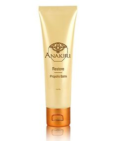 Anakiri, a natural brand that's flown under the radar for quite some time, makes a propolis balm that heals redness, acne, and dryness...all at once. Plus, it's extremely effective at hydrating, without causing grease or acne. The best part? It's...
