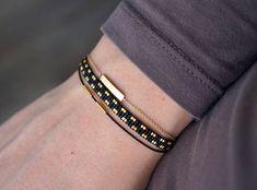 Handmade Miyuki beaded bracelets by Yours Armcandy