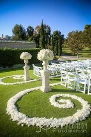 Resultado de imagen para outdoor wedding ceremony