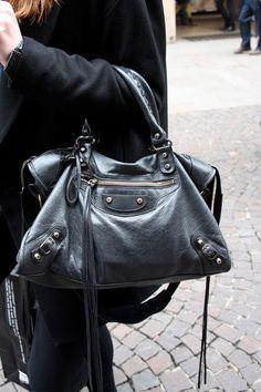 Balenciaga 小黑釦2016停產