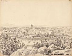 Magnus von Wright, Tampere, 1846 Paris Skyline, Landscape, Travel, Art, Finland, Museum, Art Background, Scenery, Viajes