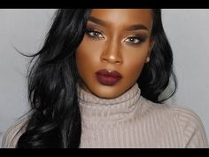 Flawless Full Coverage Foundation Routine | Acne Scar Coverage - YouTube