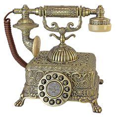 Design Toscano 1933 Reproduction Grand Emperor Telephone & Reviews   Wayfair