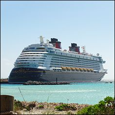 On February 21, 2013 I boarded the #Disney Dream for a 3 night #cruise with my husband and our 11 year old daughter. My husband had been on a (non-Disney)...