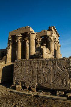 :::: PINTEREST.COM christiancross ::Kom Ombo, Egypt