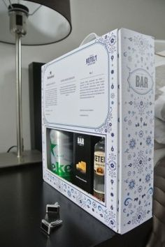 Enter the latest innovation from Holland: the Minibarbox. Launched this week by Amsterdammer Vincent van Dijk, it's essentially a booze picnic, sold from hotel reception desks for around €15, that eradicates the need for a full-scale minibar service.