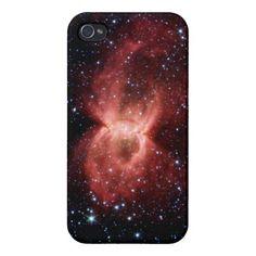 Black Widow Nebula iPhone Case iPhone 4 Cover