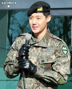 He's back! Kim Hyun Joong 김현중 ♡ Kpop ♡ Kdrama ♡ #WelcomeBackKimHyunJoong #김현중_전역