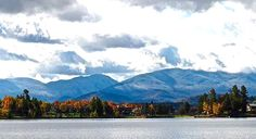 The resort puts guests in the heart of the Adirondack High Peaks region