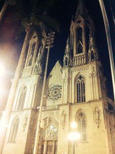 Catedral da Sé - São Paulo/SP. Brasil