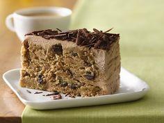 Chocolate Chocolate Chip Ice Box Cake (Gluten Free)