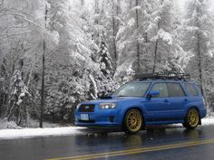 Roof Rack Pictures (merged thread) - Page 22 - Subaru Forester Owners Forum
