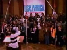 Michael Jackson - We Are The World (Official Music Video)