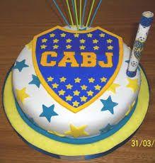 Resultado de imagen para tortas con escudos de boca Birthday Cake, Ale, Desserts, Football Cakes, Food, Ideas Para, Party Ideas, Youtube, Themed Cakes