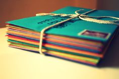 Projeto 12 cartas para o Dia dos Namorados