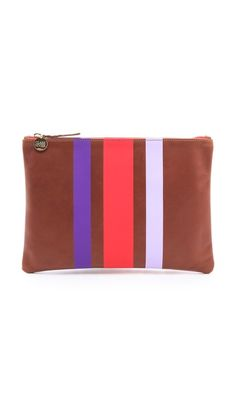 Darling, Clare Vivier is the one to watch. Liven up your look with this clutch, at Shopbop.