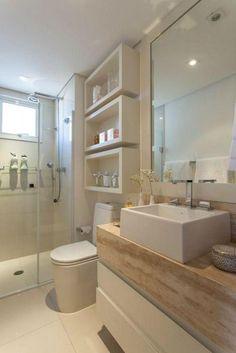 Cómo mejorar un baño pequeño en un piso de alquiler | Decorar tu casa es…