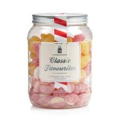 Debenhams 'Classic Favourites' jar If I feel snacky