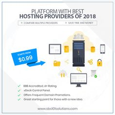 Explore the 10 best web hosting providers, compare your options and choose the right website hosting plan. Cheap web hosting, word press hosting, and more. Business Brochure, Online Business, Dynamic Solutions, Professional Website, Business Goals, Up And Running, Best Web, Ways To Save Money, Cheap Web Hosting