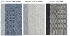 Elli - 3 farebné varianty od veľkosti 140x200 | modant.sk
