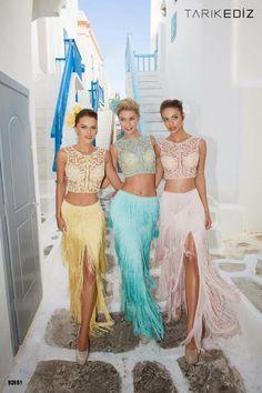 Fenomenales vestidos de fiesta para el verano 2015