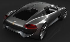 The Porsche Panamara is ugly. There, I said it! Maybe the guys at Porsche should have taken some notes from Designer Julliana Cho, because this electric concept looks like one hell-of-a car. This 4-seater has suitable comfort for long distance drives with the fam, but maintains the brand's iconic fluid styling with some added severity and drama in the lines and contours that give it that necessary edge the larger Panamara needed to maintain sporty appeal.